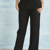 Gildan 18400FL Heavy Blend Women's Open Bottom Sweatpants